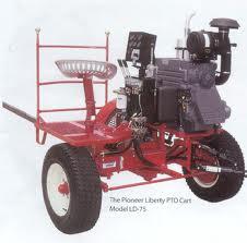 PTO cart